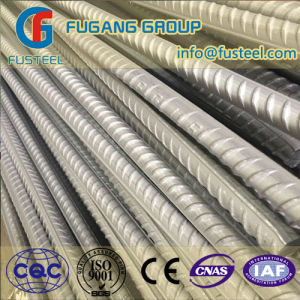 Steel Rebar, Deformed Steel Bar, Iron Rods for Construction/Concrete Material/Stainless Steel Rebar