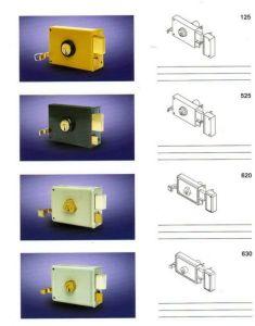 Cylinder Rim Brass Door Lock Interior Cylinder pictures & photos