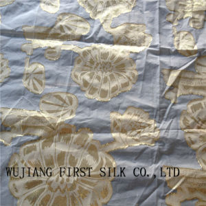 Poly Lurex Clip Fabric pictures & photos