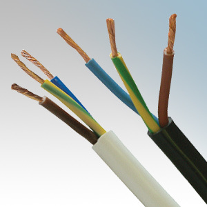 3 Core PVC Indualted PVC Sheathed Flexible Cable for LSZH Electric Wire pictures & photos