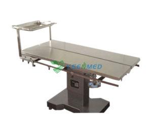 Ysvet0503 Vet Hospital Hydraulic Pressure Pet Operating Table pictures & photos