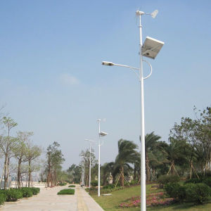 2016 Hot Sale 30W Solar Street Light pictures & photos