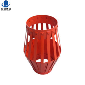Cementing Tool Slip on Steel Finger Metal Petal Cement Basket pictures & photos
