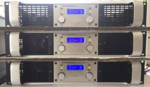 2u LCD High Performance Power Amplifier (LA550) pictures & photos