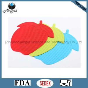 Silicone Heat Insulation Mat Silicone Cup Mat Sm07 pictures & photos