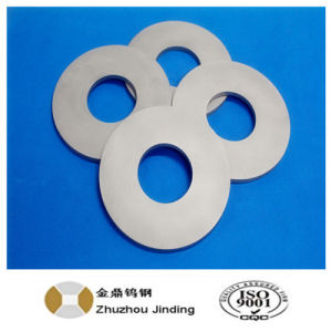 China Tungsten Carbide Cutter Manufacturer, Round Tungsten Carbide Blade pictures & photos