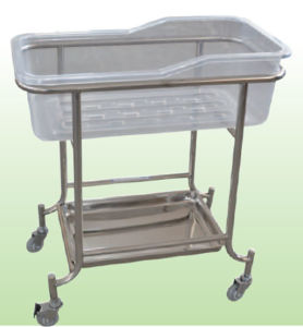 Since 1975, Famous Brand, Hospital Bed-Stainless Steel Infant Bed (IFB-I)