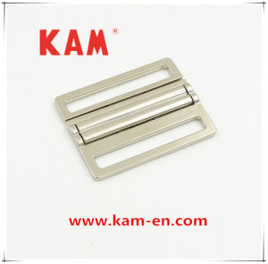 New Style Nickel-Free Excellent Quality Zinc Alloy Metal Belt Buckle for Dress