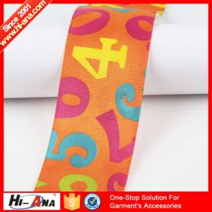 Best Hot Selling Hot Selling Brand Name Printed Ribbon pictures & photos