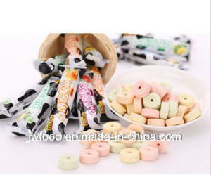 Coolsa 28g Strip Dried Fruits Whistle Gum Candy pictures & photos