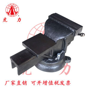 Manual Ultra-Thin Walking Stainless Steel Bench Vise pictures & photos