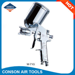400ml HVLP Paint Spray Gun (W-71G)