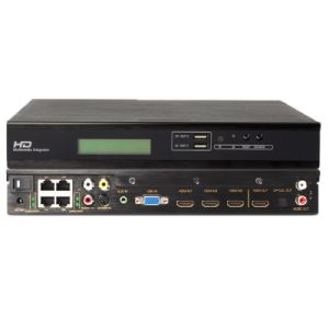 Home Theater Use HD Multimedia Integrator with L/R Analog pictures & photos