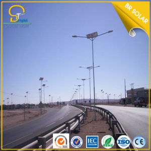 Double 60W LED Solar Street Light Kit for Highway Lighting pictures & photos