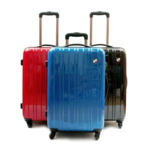 ABS Plastic Sheet Luggage/ Suitcase Extrusion Machine pictures & photos