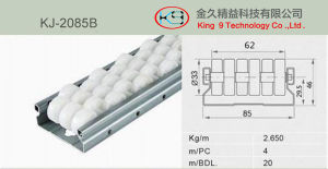 85 Wide Galvanized Roller Track (KJ-2085B) pictures & photos