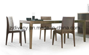 American Modern Wooden Table Dining Table (E-25) pictures & photos