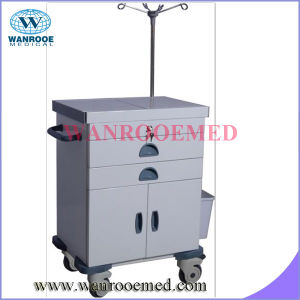 Emergency Trolley with Bumper Protection pictures & photos