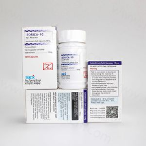 Isotretinoin Capsule 10mg for Anti-Acne pictures & photos
