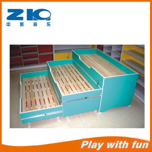 Combination New Solid Wood Baby Bed for Kindergarten pictures & photos