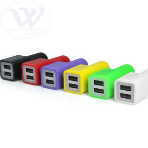 Carcharger Double USB Car Accessory 3.1A