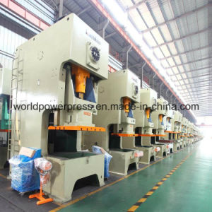 C Frame 250ton Automatic Metal Forming Press Machine pictures & photos