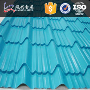 Building Materials Professional Factory Direct Selling Colorful Corrugated Roofing Sheet pictures & photos