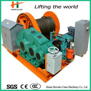 Professional Manufacture Electric Winch 220V pictures & photos