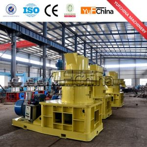High Quality Vertical Structure Machine Pellet Price pictures & photos