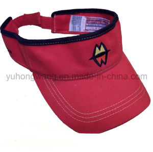 Fashion Sun Cap/Visor, Sun Hats with Long Peak pictures & photos