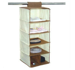 Hanging Garment Closet Storage Space Bags pictures & photos
