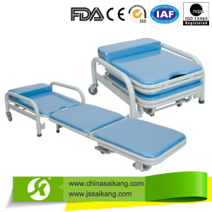 Accompany Chair with Bed Function (CE/FDA/ISO) pictures & photos