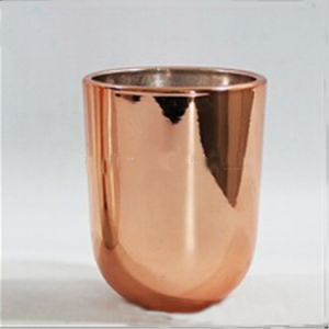Copper Votive Glass Candle Holder pictures & photos