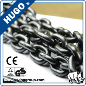 Hugo Grade 80 Zinc Plated High Yensile Hoist Chain pictures & photos