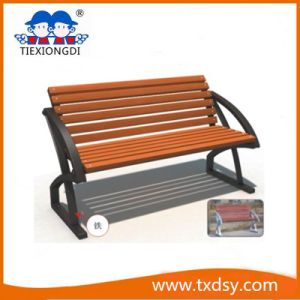 Residential Community Equipment Wooden Bench pictures & photos
