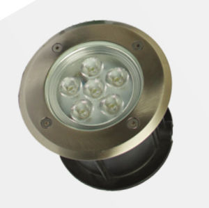 6W Stainless Steel LED Ground Light pictures & photos