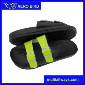 Casual EVA Sole with PU Strap Sandal for Man (T1686) pictures & photos
