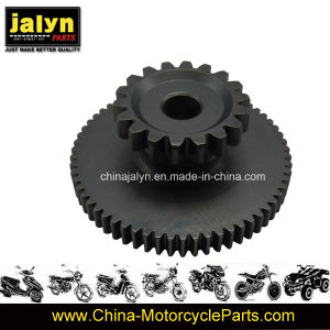 Motorcycle Parts Motorcycle Starter Double Gears for Model 150z pictures & photos