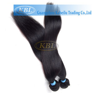 Brazilian Jet Black Human Hair Extension pictures & photos