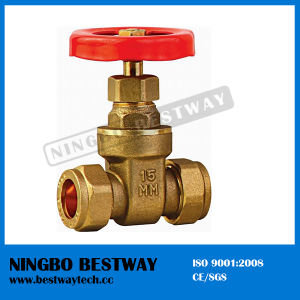 Forged Gate Valve with Brass Body Prices (BW-G11) pictures & photos