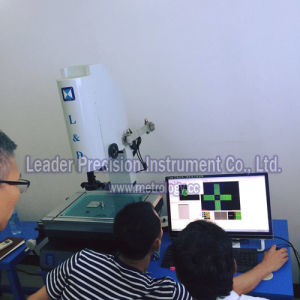 High Precision Benchtop 2D Microscope (EV-3020) pictures & photos