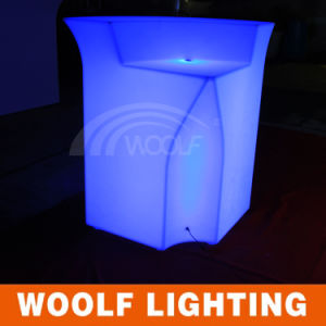 LED Design Mini Hotel Bar Counter pictures & photos