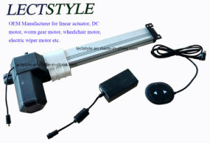 36V Stroke 100mm Electric Linear Actuator for Electric Clothes Hanger pictures & photos