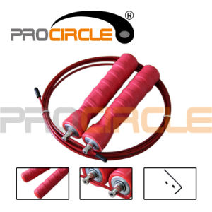 Luxury Fast Speed Ball Bearing Jump Rope (PC-JR1096) pictures & photos