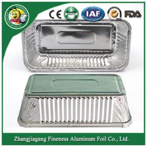 Wholesale High Quality Aluminum Foil Container pictures & photos