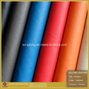 Top Sell PU Articial Leather Fabric (G017) pictures & photos