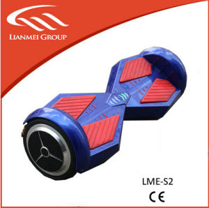 6.5inch 2 Wheel Mini Balance Scooter with Bluetooth Remote Key and LED Lighting pictures & photos