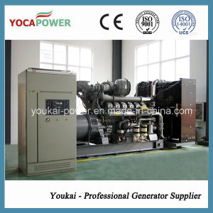 950kVA/ 760kw Water-Cooled Power Diesel Generator Set pictures & photos