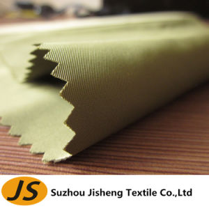 75D Twill Waterproof Polyester Memory Fabric for Garment