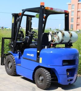 2.5ton LPG Forklift pictures & photos